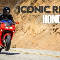Video Intermission – Iconic Rides: Honda NR750