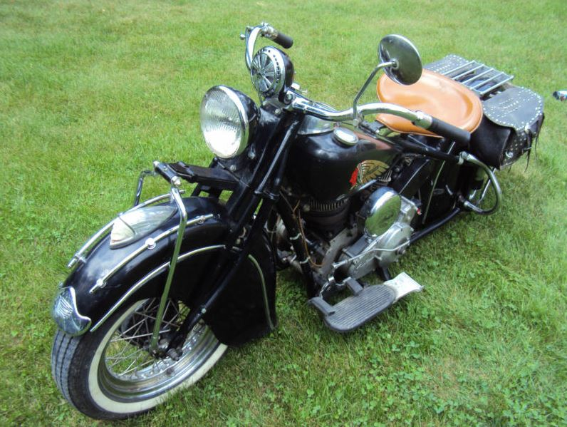 Indian Chief - Front