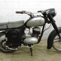 Dual Controls - 1963 Jawa CZ175