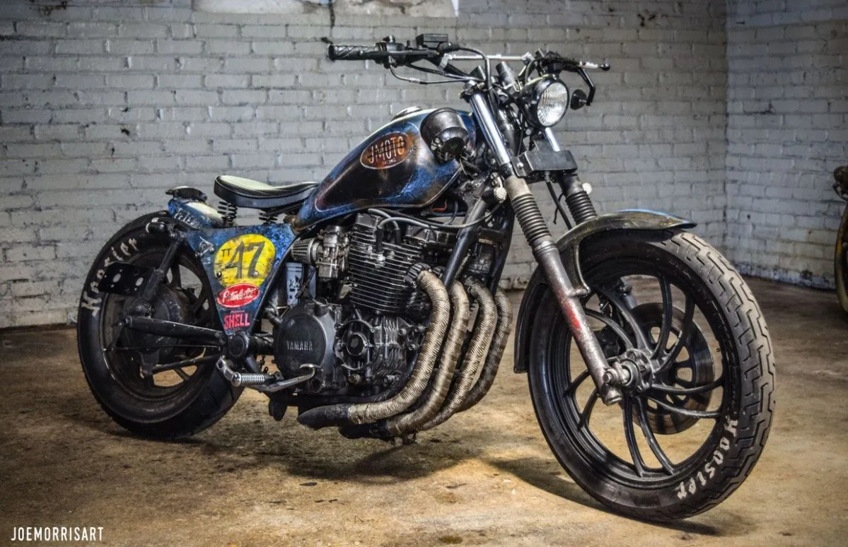 Yamaha Motorcycle Museum Japan