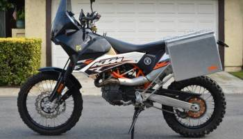 basel quest kit – 2013 ktm 690 enduro r | bike-urious