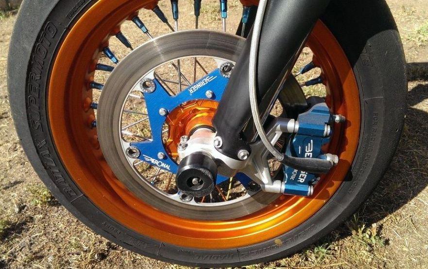 KTM SMR450 - Beringer Brake
