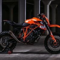 Erzbergrodeo Competitor - KTM Super Duke 1290