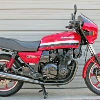 Euro Model - 1982 Kawasaki GPz1100