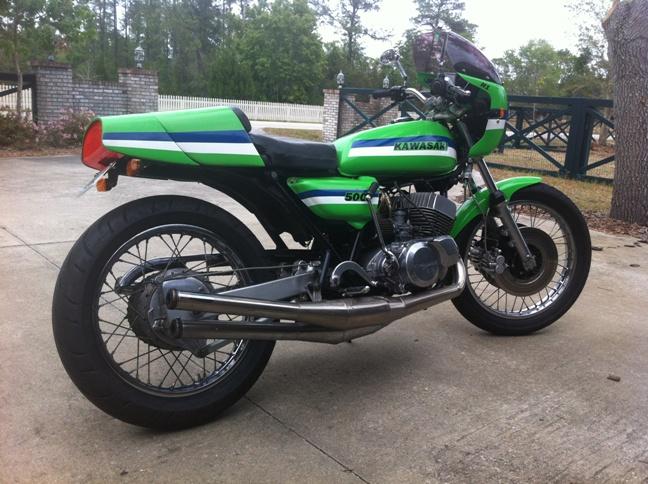 Kawasaki H1 - 1