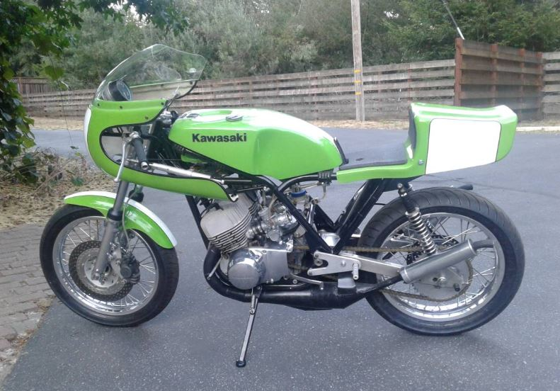 Making Fast Faster – Kawasaki H1R Tribute Build – Bike-urious