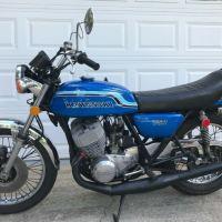 Ending Soon - 1972 Kawasaki H2 750