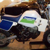 1989 Kawasaki KD80X