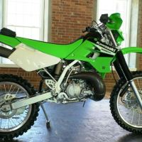 Still New - 2006 Kawasaki KDX200