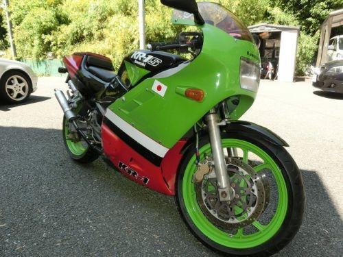 Kawasaki KR-1S - Front Right