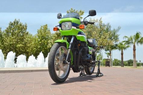 Kawasaki KZ1000R ELR - Front