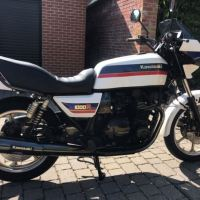 Euro Model - 1983 Kawasaki KZ1000R ELR