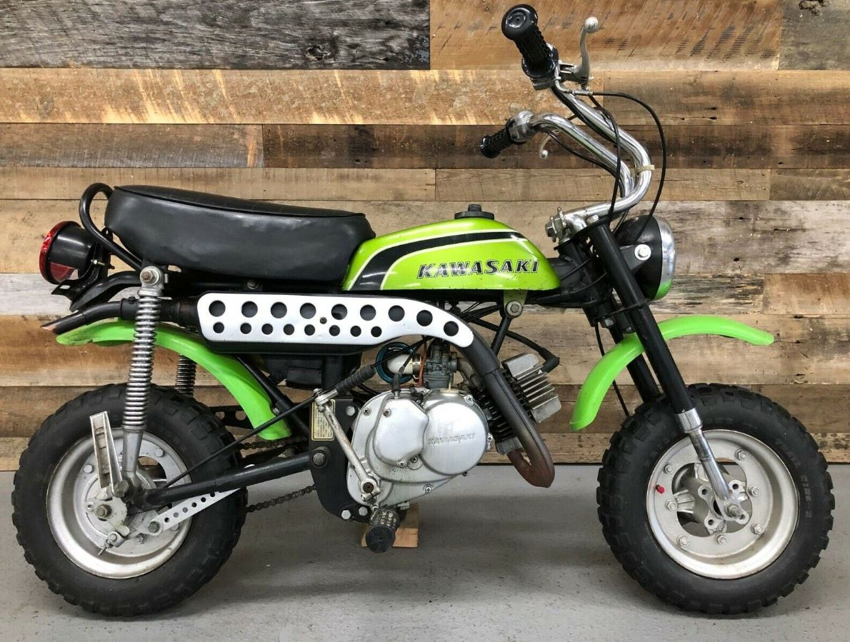 1974 Kawasaki MT-1B