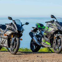 2019 Kawasaki Ninja 400 vs 2019 Yamaha YZF-R3