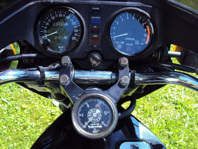 Kawasaki Z1RTC - Gauges