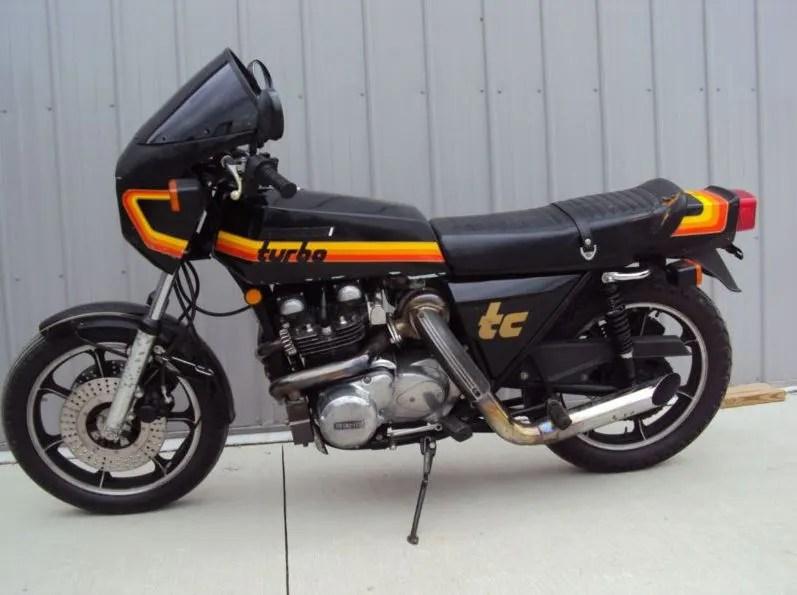 Kawasaki Z1RTC - Left Side