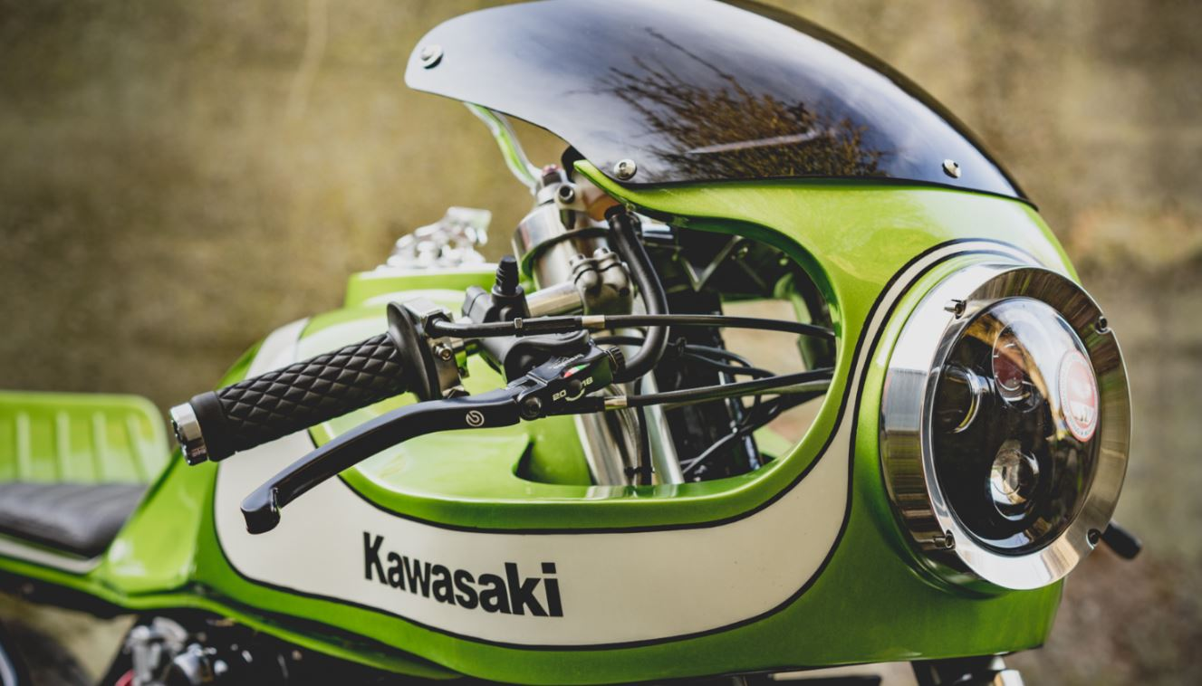 November Customs – 1991 Kawasaki Zephyr 750 Custom
