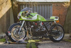 November Customs – 1991 Kawasaki Zephyr 750 Custom