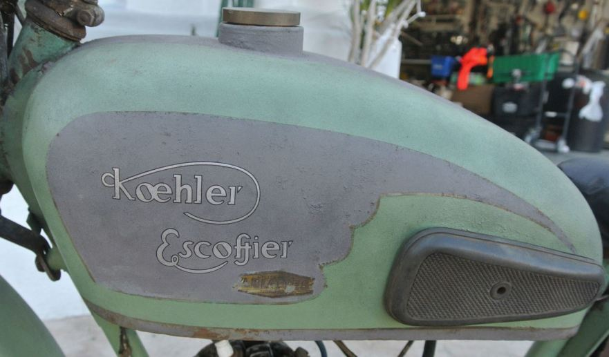 Koehler-Escoffier - Tank