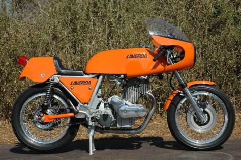 Laverda 750 SFC - Right Side
