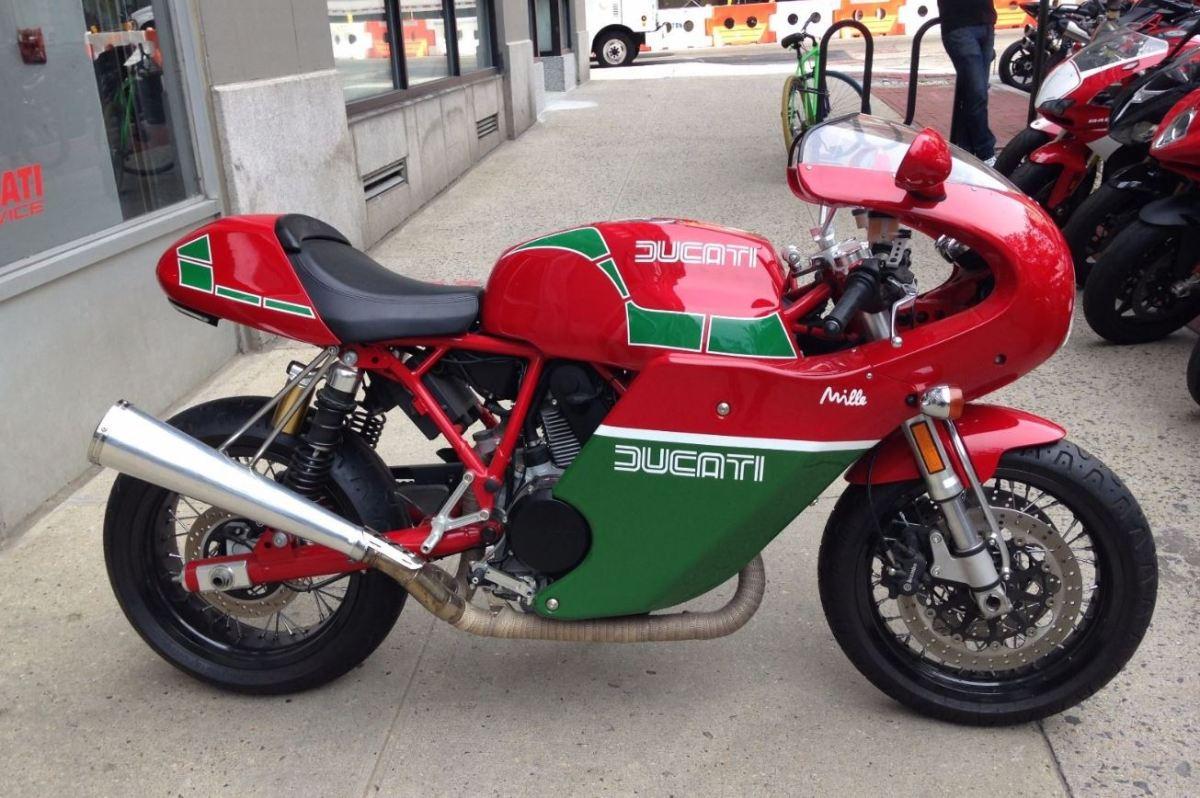 Ducati Sportclassic Sport For Sale Canada