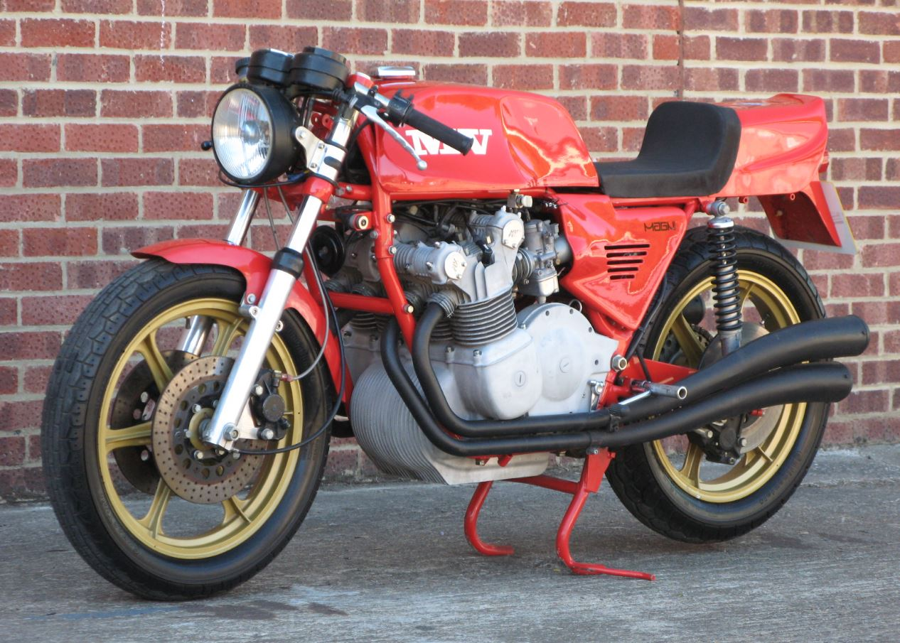 in england – 1978 mv agusta magni 861 | bike-urious