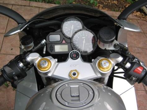 MZ 1000S - Cockpit