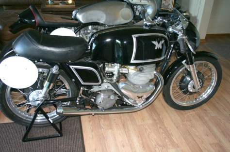 Matchless G45 - Right Side