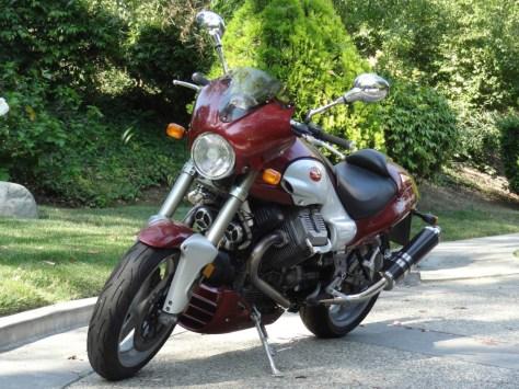 Moto Guzzi Centauro - Front