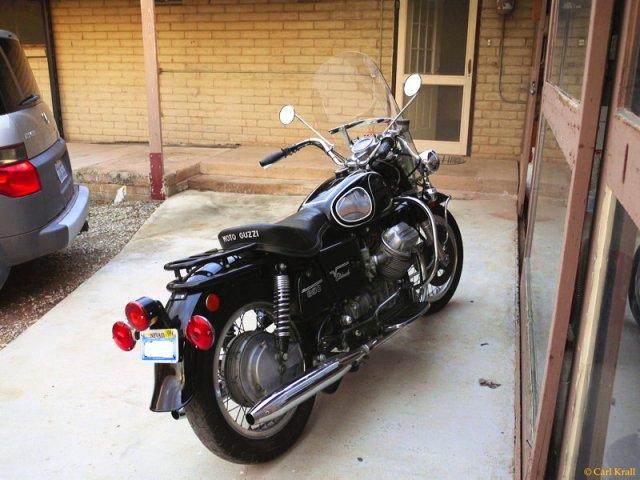 Moto Guzzi Eldorado Police - 2