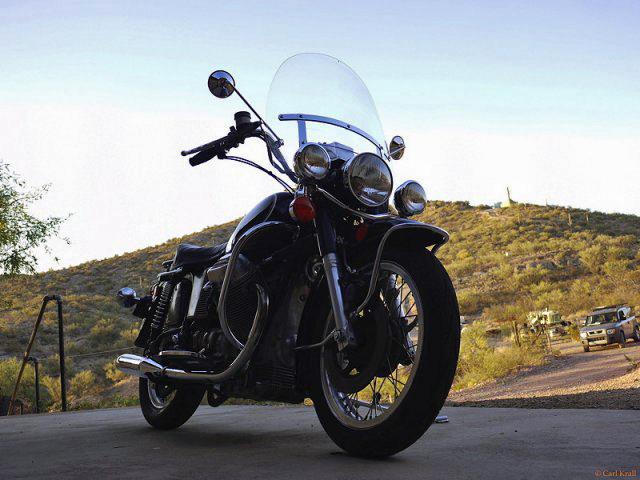 Moto Guzzi Eldorado Police - 4