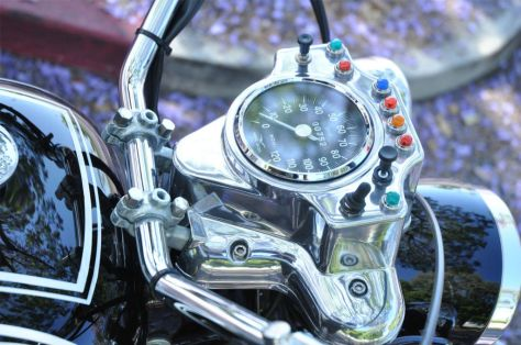 Moto Guzzi Eldorado Police - Cockpit