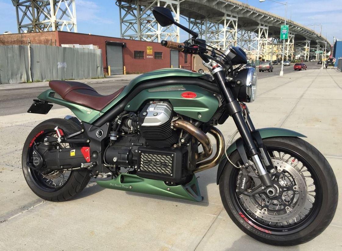 2012 Moto Guzzi Griso 8v Se Bike Urious