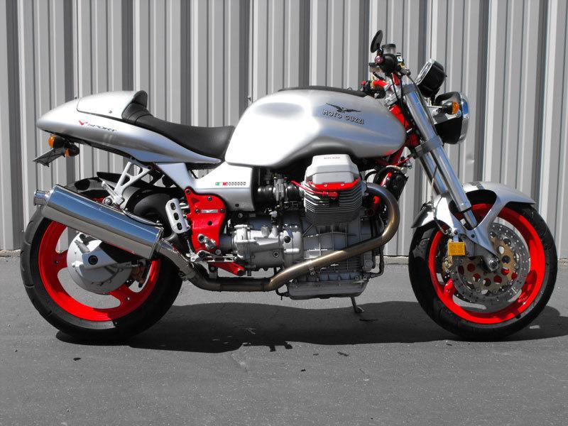 2000 moto guzzi v11 sport bike urious. Black Bedroom Furniture Sets. Home Design Ideas