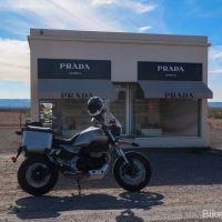 2020 Moto Guzzi V85 TT - Day 3