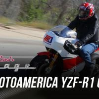 Video Intermission - Wayne Rainey's MotoAmerica YZF-R1 Custom on Jay Leno's Garage