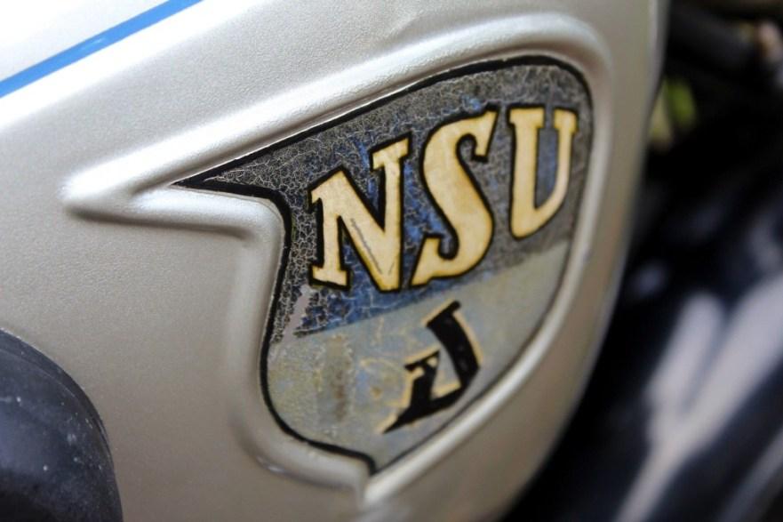 NSU Pony - Tank