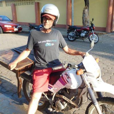 Nicaragua Harry Shirt - Featured