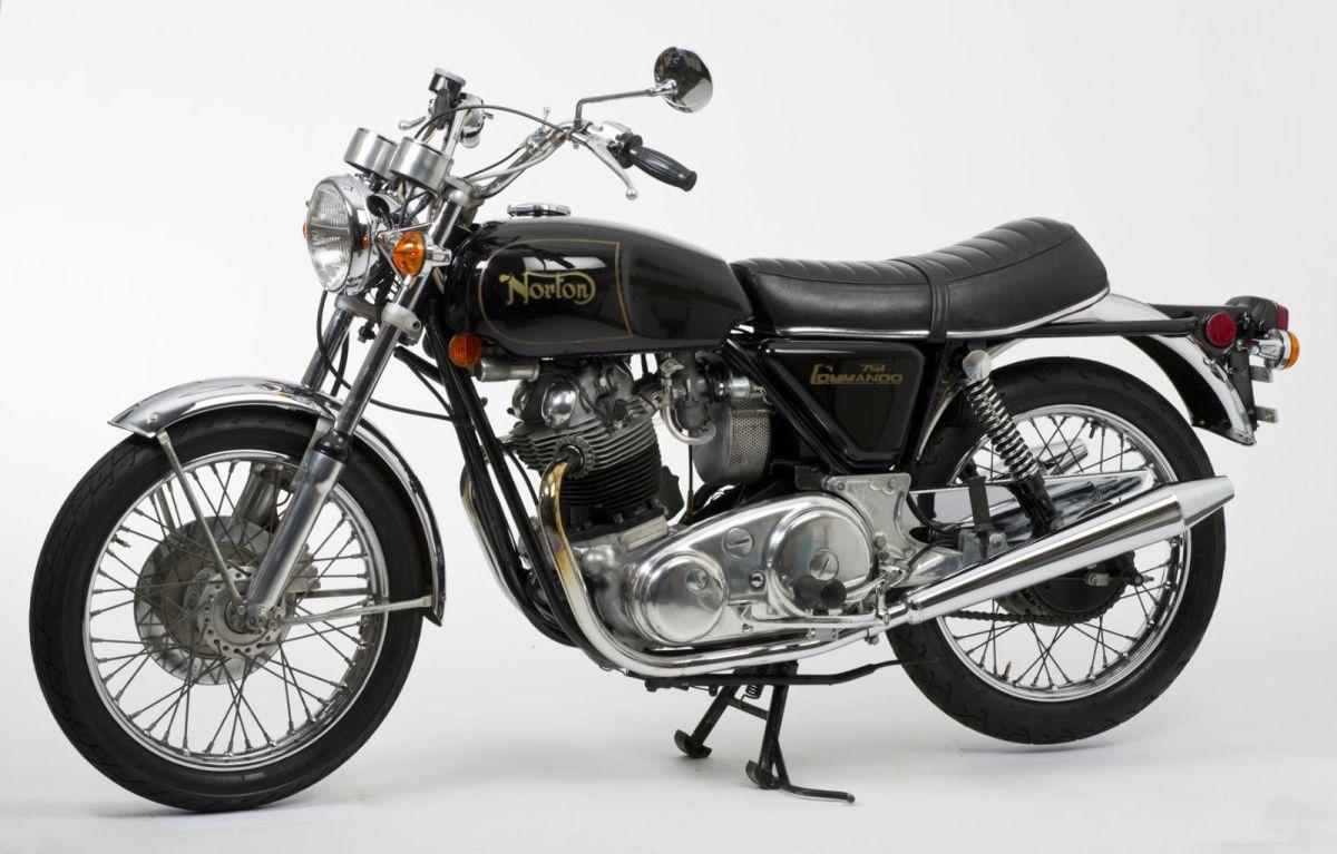 One Owner – 1972 Norton Commando 750 Combat Roadster   Bike-urious