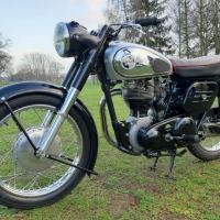 No Reserve In Belgium - 1958 Norton ES2