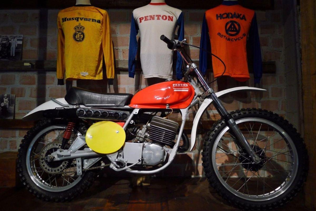 1972 Penton Berkshire 100