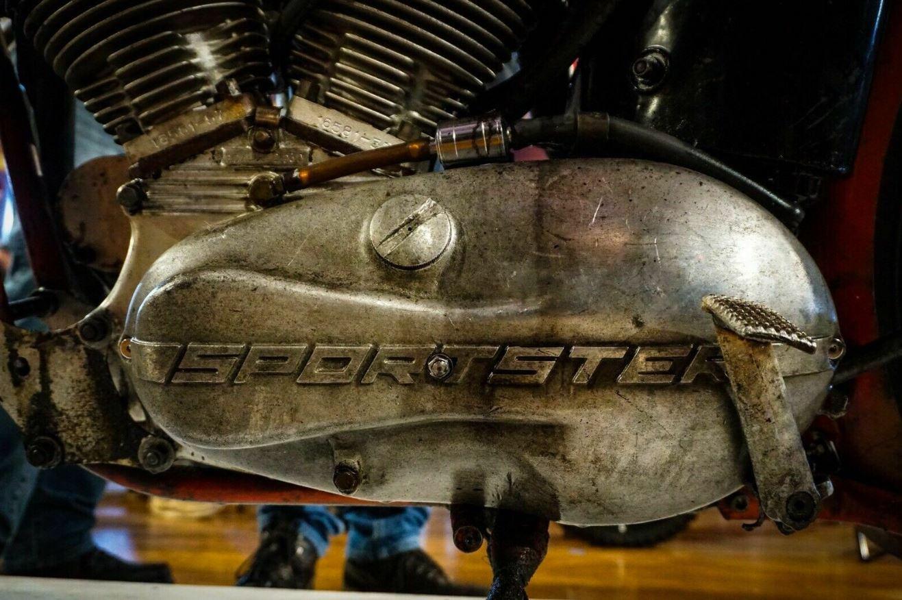 Ebay Harley Davidson Sportster Parts