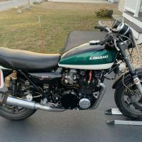 Period Racer - 1974 Kawasaki Z1