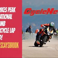 Video Intermission - Rennie Scaysbrook's Pikes Peak Record Run
