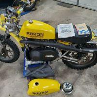 1974 Rokon RT340