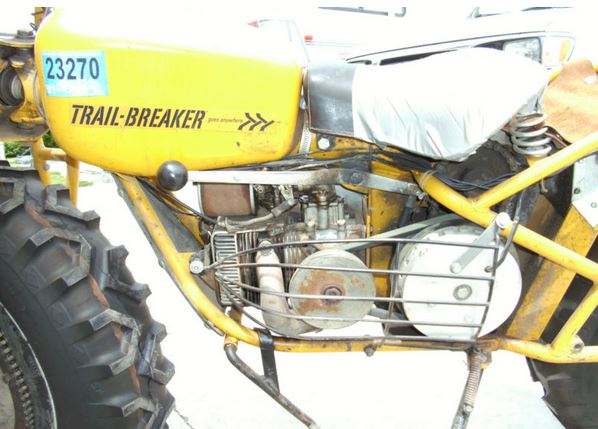 Rokon Trailbreaker - Engine