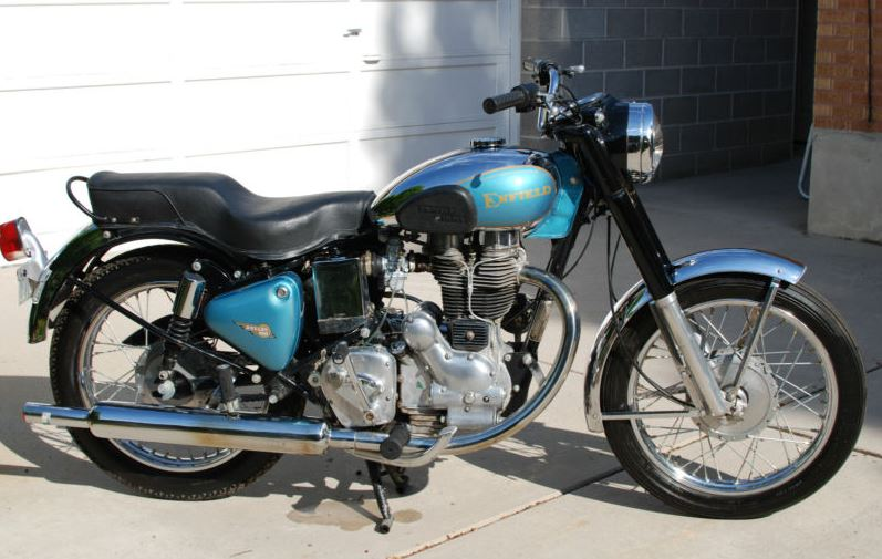 Royal Enfield Bullet 500 - Right Side
