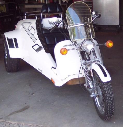 Rupp Centaur - Front