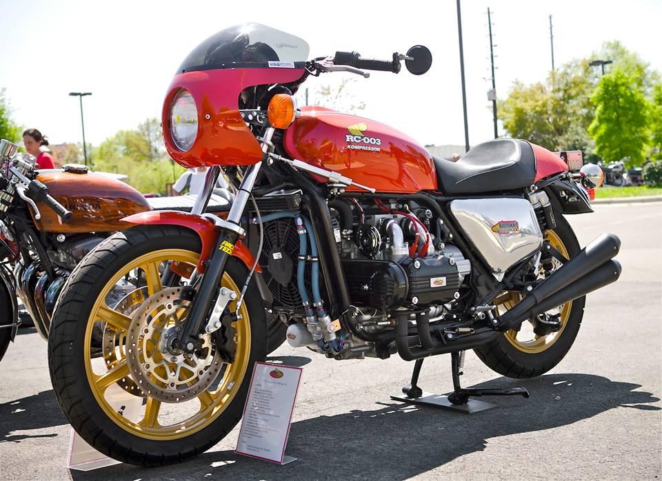 Start Saving Up – 1975 Supercharged Honda GL1000   Bike-urious