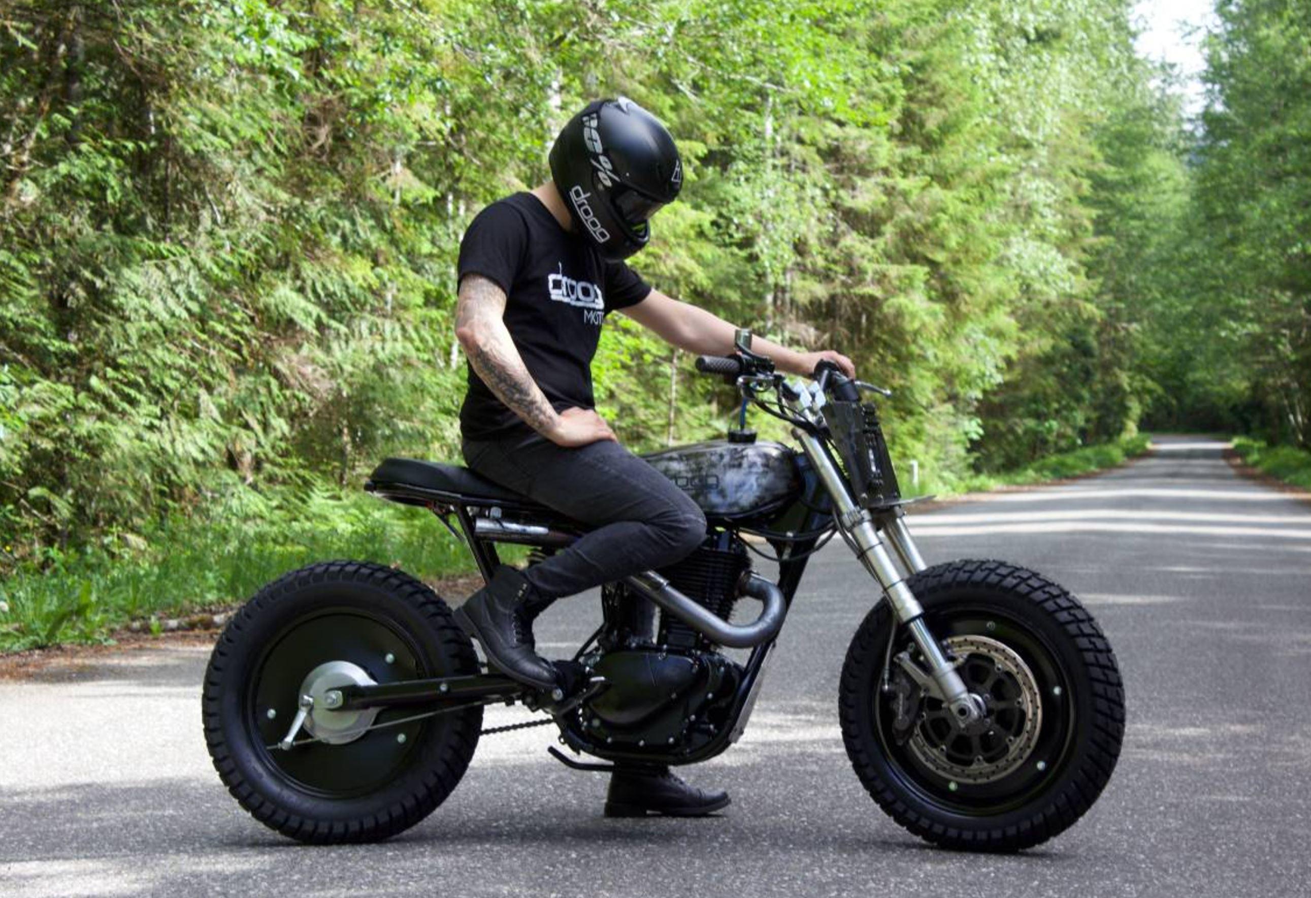 savage scrambler – 2000 suzuki ls650 custom | bike-urious
